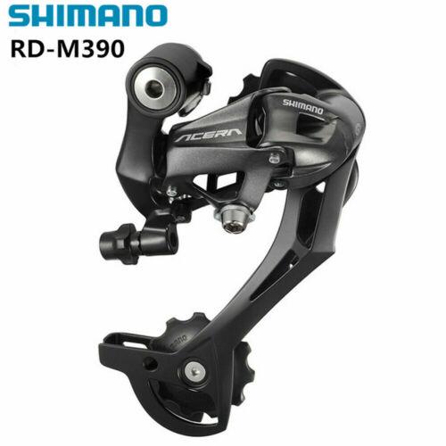 Shimano Acera RD-M390 Rear Derailleur 7 8 9 speed MTB bike bicycle Derailleur