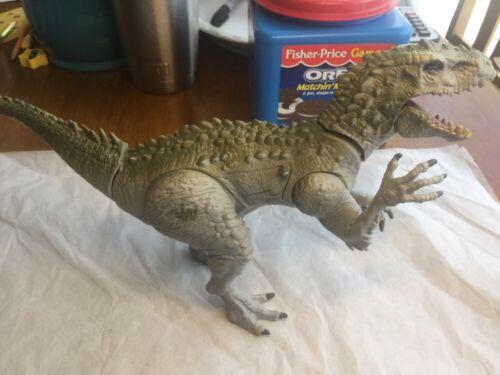 "Jurassic World indominus Rex 12/"" Dinosaur Figure Battle Damage Morsure"