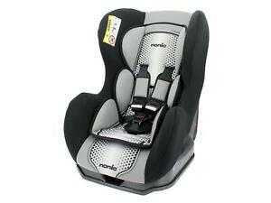 Nania-Kindersitz-Cosmo-SP-POP-schwarz-B-Ware-Vorfuehrer
