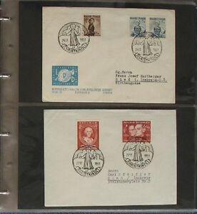 s1733-Osterreich-Christkindl-79-Belege-1951-2007-Stempel-24-27-Dezember