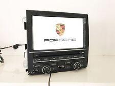 95864297000 OEM GENUINE Porsche Cayenne PCM3.1 US HDD Navigation Single Radio