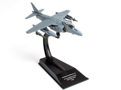 Set of 6 Fighter Aircraft F-14 MIG-29 F//A-18-1:100 Combat Planes Military CPL2