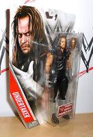 WWE The Undertaker - Mattel Basics - Then, Now, Forever - wrestling figure