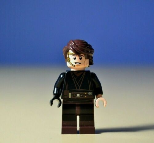 Lego Star Wars Anakin Skywalker Minifigure 75038
