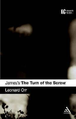 """James's """"The Turn of the Screw"""" (Reader's Guides) (A Reader's Guides), L"""