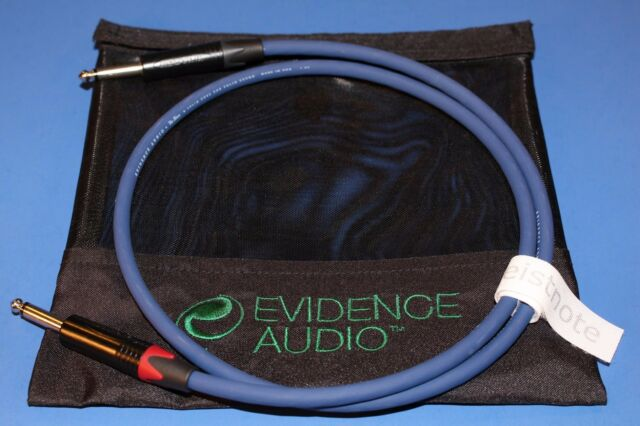 Home Audio w//gold spade lugs 10 foot Evidence Audio Siren II Speaker Cable