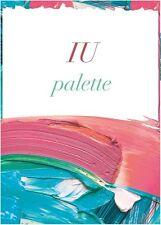 IU - PALETTE - 4TH ALBUM CD + Folded Poster Feat.G-DRAGON / OH HYUK