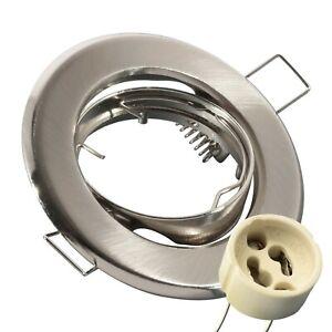 MaxKomfort B002 230V Metall Einbaustrahler
