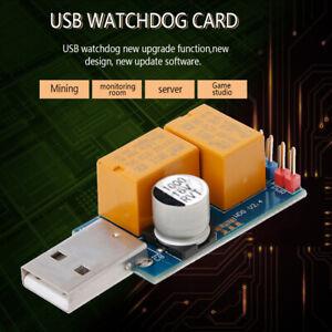Computer-USB-Watchdog-Automatic-Restart-Blue-Screen-Mining-Game-Server-BTC-Miner