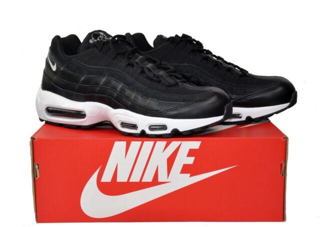 Nike Air Max 95 PRM 'Rebel Skulls Pack' BlackChrome 538416 008