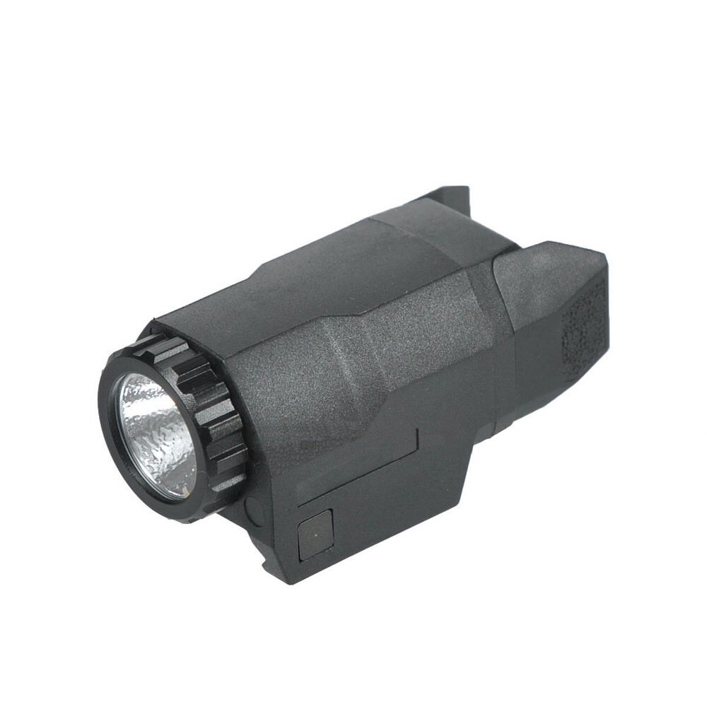 APL-C Mini Tactical Light Constant Momentary Strobe Flashlight LED White Light