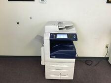 Xerox Workcentre 7845 Color Copier Machine Network Printer Scanner Fax Copy MFP