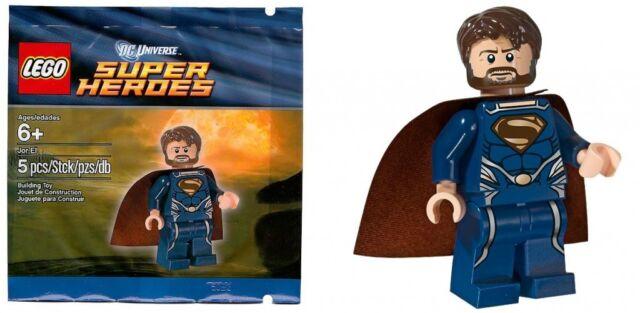 LEGO DC Universe Super Heroes Jor-El Jorel Minifigure #5001623 RARE New & Sealed