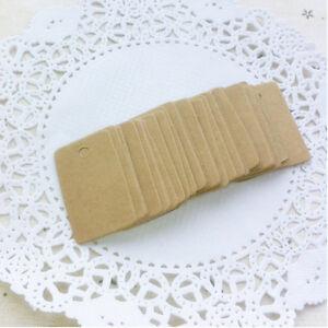 Marron-kraft-rectangulo-en-blanco-regalo-columpio-etiquetas-papel-fiesta-b-ws