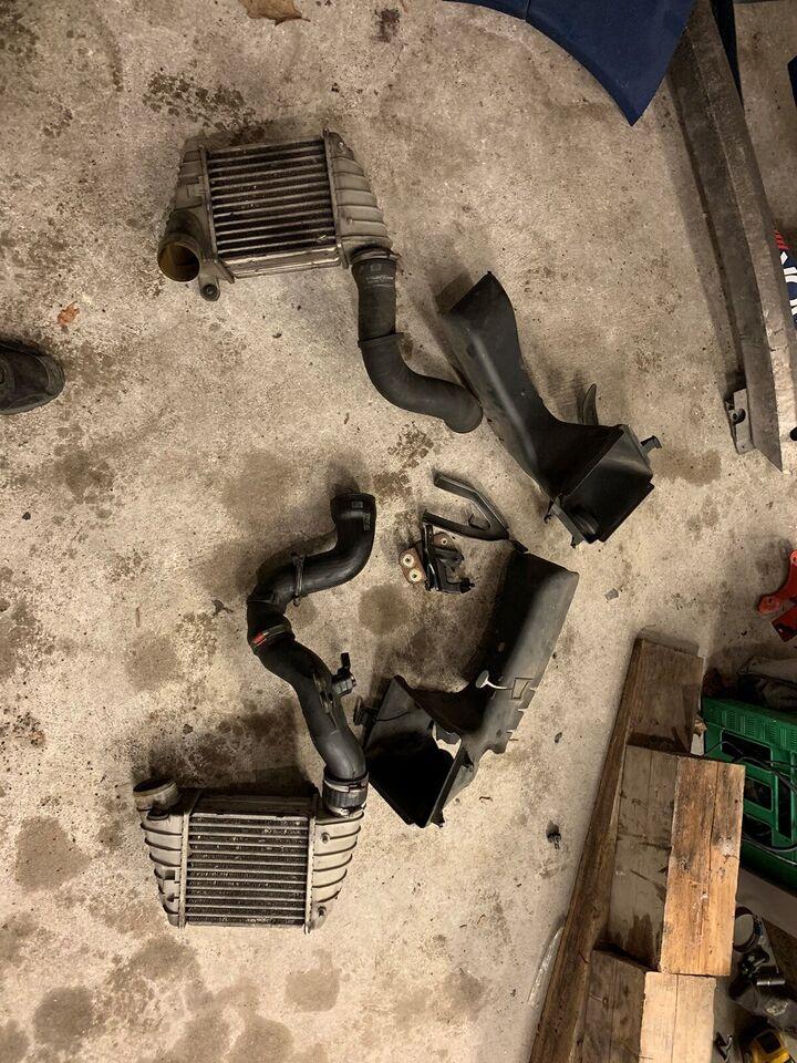 Køler, Intercooler kit s3 / tt 225hk, Audi TT og s3