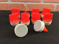 Foam Sponge Dauber Shoe Boot Polish Or Cream Applicator Leather Reusable 10 qty
