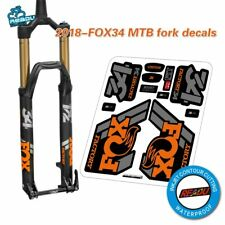 STICKERS FORK FOX FORK 34 PERFORMANCE ELX57 STICKERS AUFKLEBER SELF-ADHESIVE