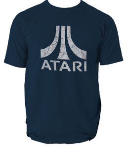 Atari-Retro-Gaming-Games-Arcade-T-shirt-SEVEN-COLOURS-ALL-SIZES