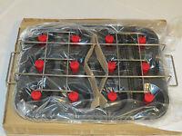 Avon Debbie Meyer Cupcake Genius 2 Piece Set Muffin Pan Cup Cake F3401211 New;;
