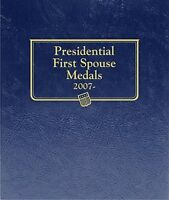 Whitman Classic Presidential First Spouses 2007-date Album 2477