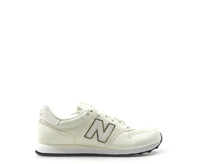chaussures NEW BALANCE femmes baskets  BIANCO or  GW500OGO