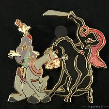 AP Disney Shopping HEADLESS HORSEMAN Mystery Series Ichabod Crane LE 200 Pin