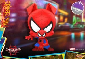 Hot-Toys-Spider-Man-Spider-Ham-Cosbaby-S-Bobble-Head-COSB639-Mini-Figure