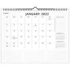 2022 Wall Calendar By At A Glance 15 X 12 Medium Monthly Wirebound Pm75828