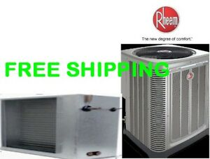 Details about 4 Ton 14SEER Central A/C System Condensing Unit & Slab  Evaporator Coil