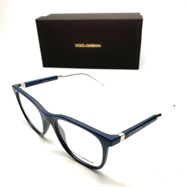 Eyeglasses Dolce /& Gabbana DG 5037 3094 MATTE BLUE