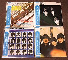 Beatles 40th Anniversary Complete Set VINYL LP Records EMI Toshiba Japan Obi