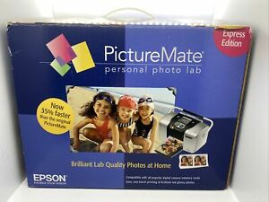 BRAND-NEW-Epson-PictureMate-Express-Edition-Photo-Inkjet-Printer-D3
