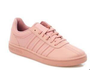 K-Swiss Chesterfield Womens Pink
