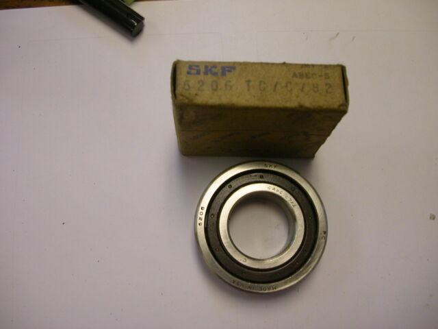 SKF 6206 TC C782 RADIAL DEEP GROOVE BALL BEARING  ABEC-5