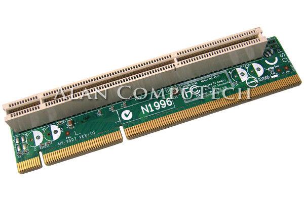 Micro-Star IBM VER.10 PCI-x Riser Card New Bulk MS-95D7
