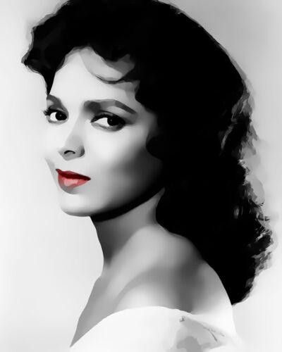 Dorothy Dandridge #10 Canvas 16 x 20   #2727