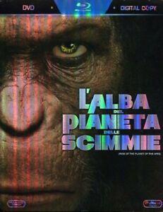 L'alba del pianeta delle scimmie (+DVD+copia digitale) BLURAY DL004367