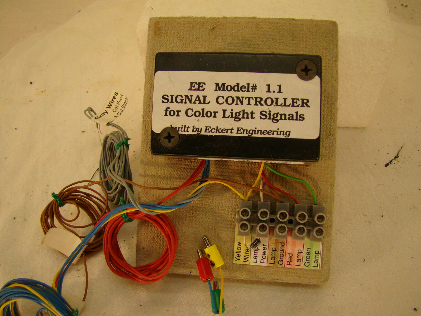Marklin Electronic Lights Modul for street signals