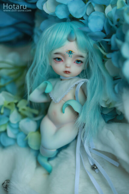 Larry snail doll FULL-SET Doll Chateau MINI YO-SD 1//12 size bjd 10cm STOCK