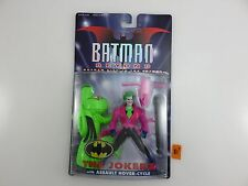 Batman Beyond THE JOKER With Assault Hover-Cycle NEW 1999 Hasbro 64355