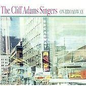 cd Cliff Adams singers - On Broadway (2003)