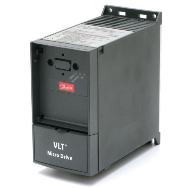 0.5HP Danfoss 132F0017 VLT Micro Drive Variable Frequency Drive