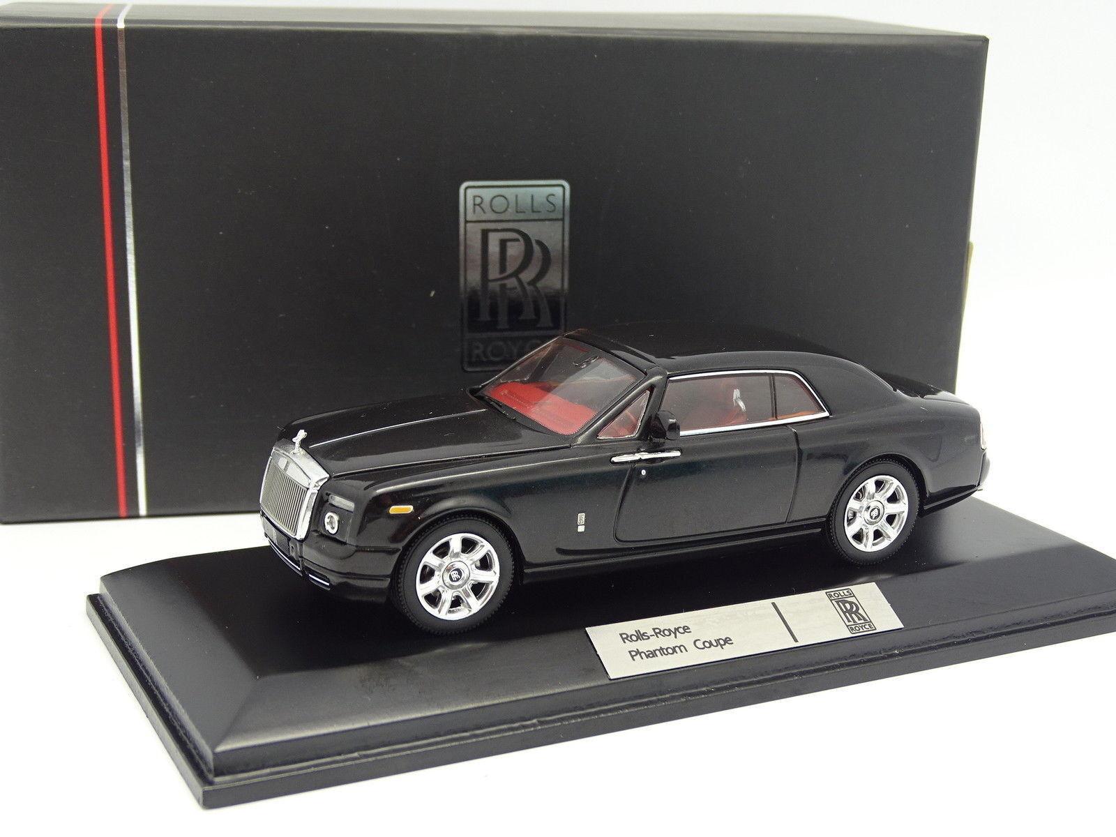 Ixo 1 43 - Rolls Royce Phantom Coupe Noire