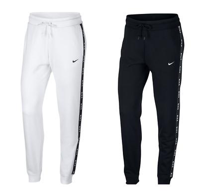 Nike Sportswear Rally Hose Jogginghose Sporthose Lang Damen Schwarz 931875 010
