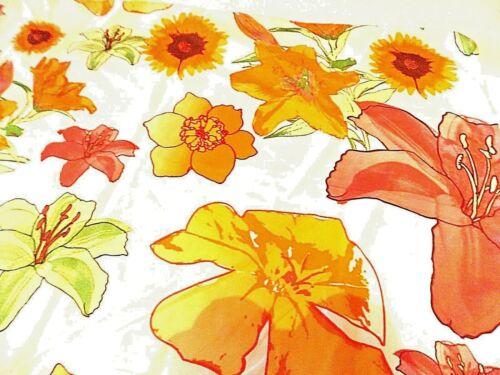 Bettwäsche Mikrofaser Blumen Blumenmuster Bunt