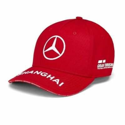Perseverando Mercedes Amg Petronas Lewis Hamilton Shanghai China Gp 2019 Special Edition Cap