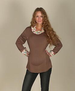 Umstandsshirt-Stillshirt-cbv-38-40-42-44-46-48-50-52-54-NEU