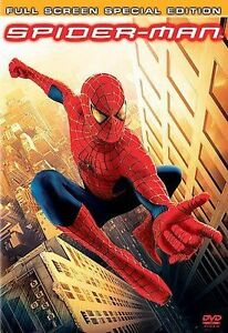 Spider-Man-DVD-2002-2-Disc-Set-Special-Edition-Full-Screen