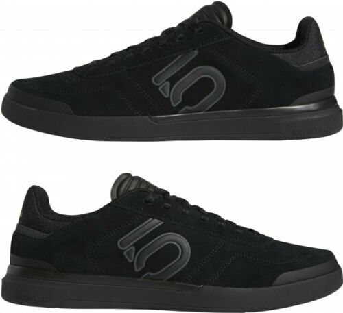 Grey Six Casual MTB BMX Five Ten Sleuth DLX Shoes Core Black Matte Gold