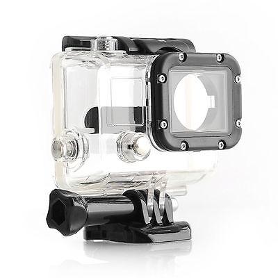 Wasserdichte Unterwasser Dive Gehäuse mit Objektiv für GoPro Hero 3 Kamera